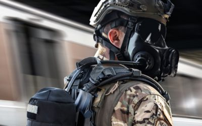 Avon Protection Launch New Tactical Self Contained Breathing Apparatus (SCBA) at DSEI 2019