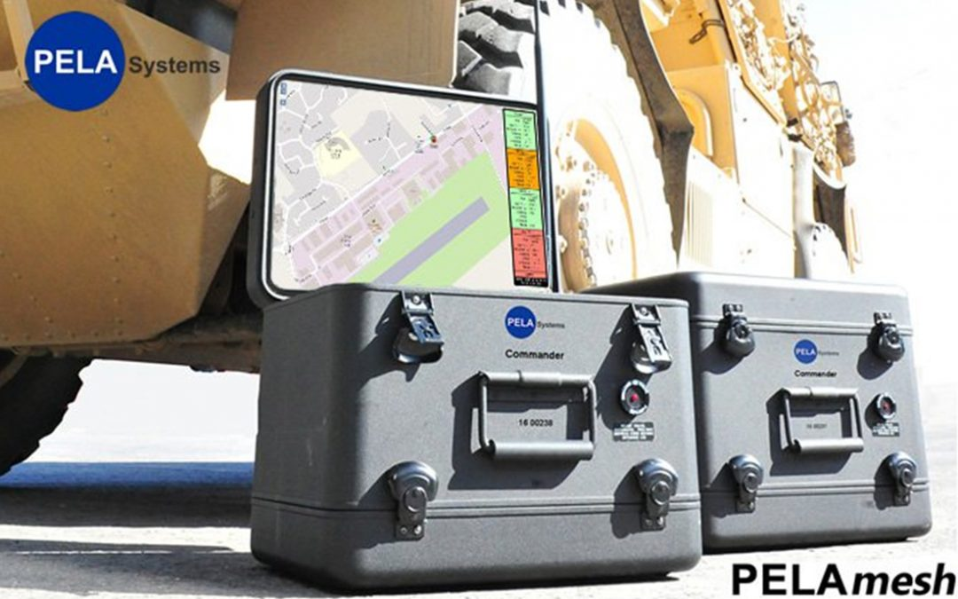 PELA Systems is launching its latest sensor integration platform – PELAmesh.