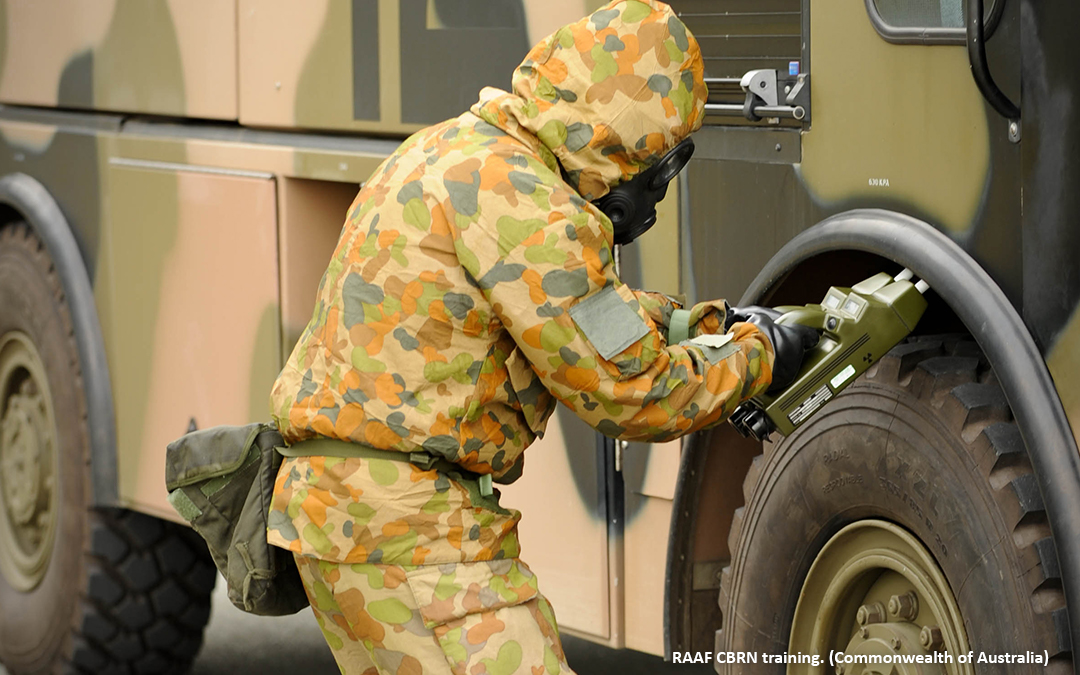 Australian C-IED and CBRN systems