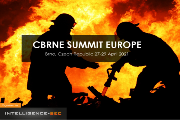 CBRNe Europe Summit Banner