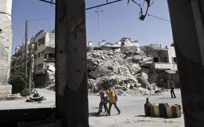 Criminal complaint submitted to German court over chemical attacks in Syria