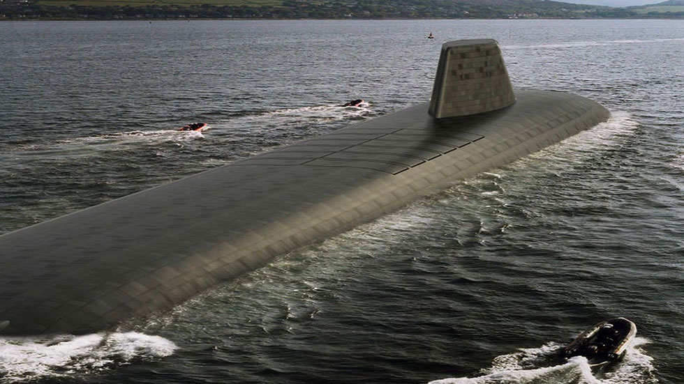 UK Minister of Defence cancels Atomic Weapons Establishment contract.