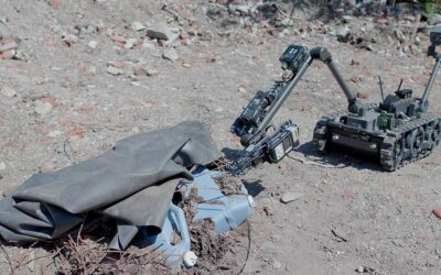 FLIR Secures $32M in Full-Rate Production Orders for Centaur Unmanned Ground Vehicles from US Armed Services