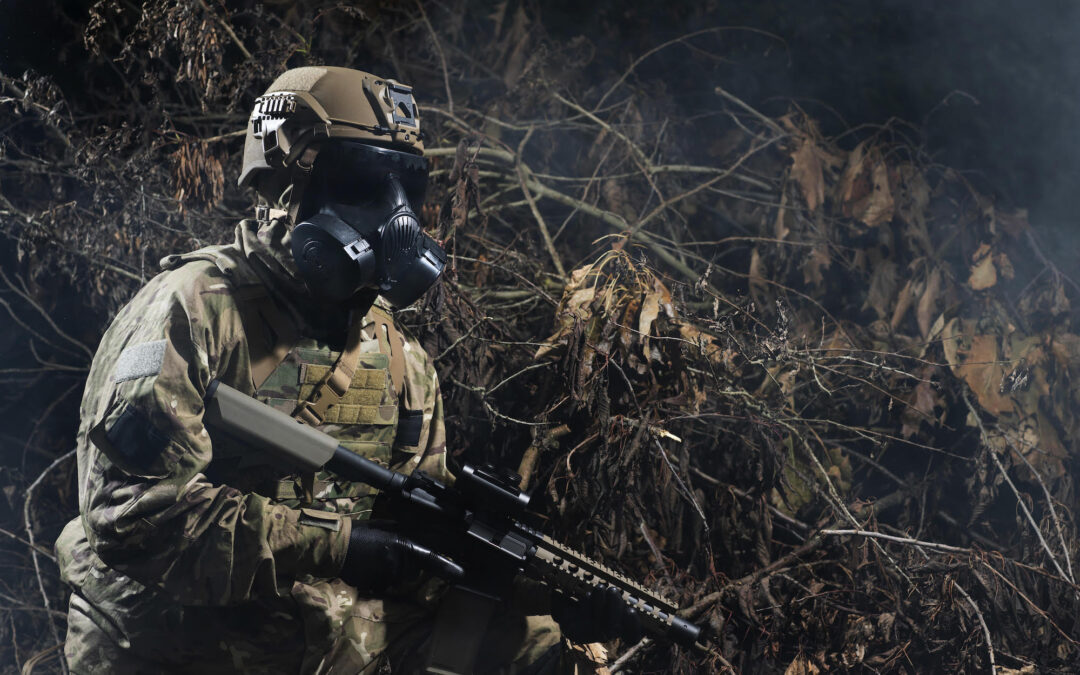 THREE NATO NATIONS AND PARTNERS CHOOSE AVON PROTECTION'S FM50 MASK SYSTEM