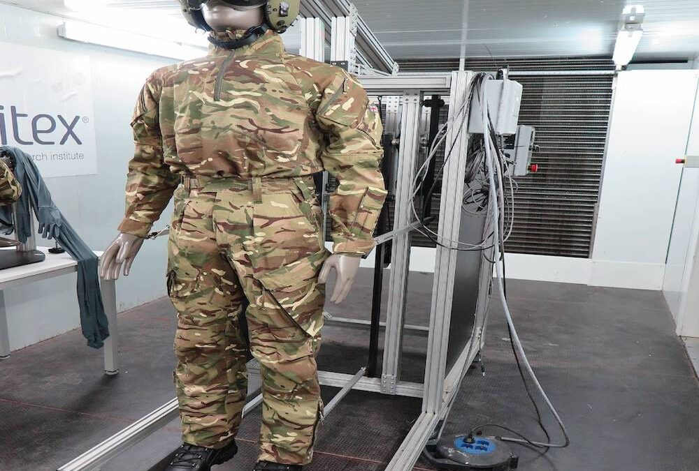 The Textile Research Institute (Spain) will lead a European Defence Agency research project in the field of nuclear, biological and chemical protection (NBC)