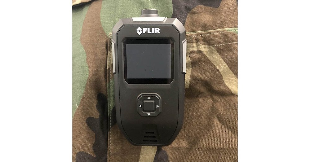 Teledyne FLIR Wins Pentagon Contract to Develop First Individual Chemical Detector for Warfighters