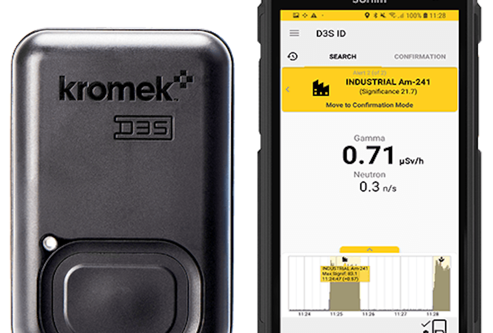 Sedgefield-based Kromek Group plc has announced a contract worth up to $1.6m to provide its world-leading radiation detection equipment to a US federal entity
